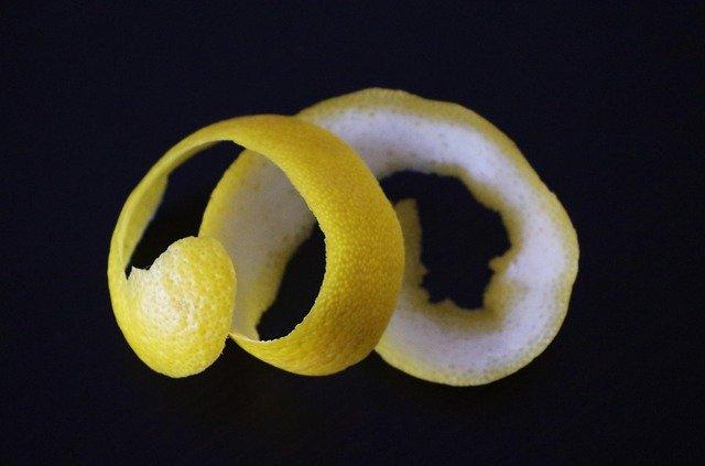 slupka citronu