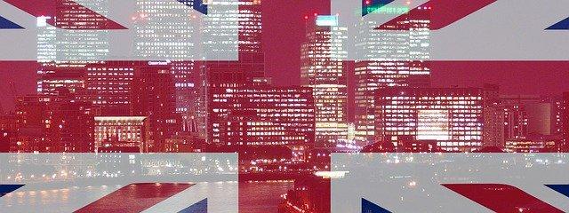 vlajka Británie