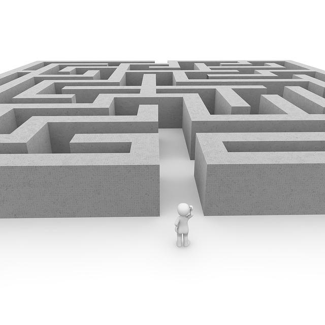vchod do labirintu