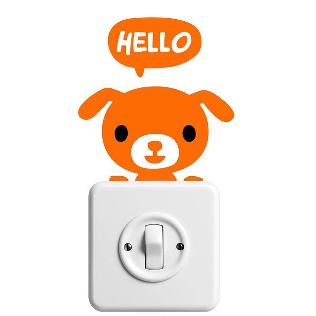 oranžový pes