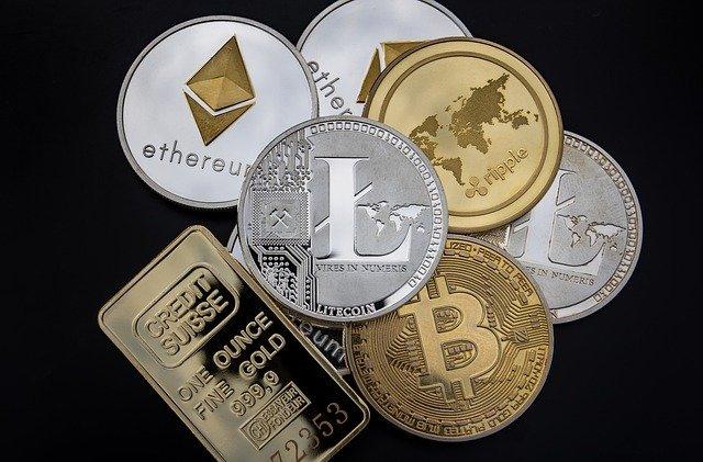 koncepce blockchain peníze