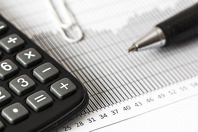 výpočet příjmů
