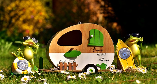 Mobilní dům pro žáby