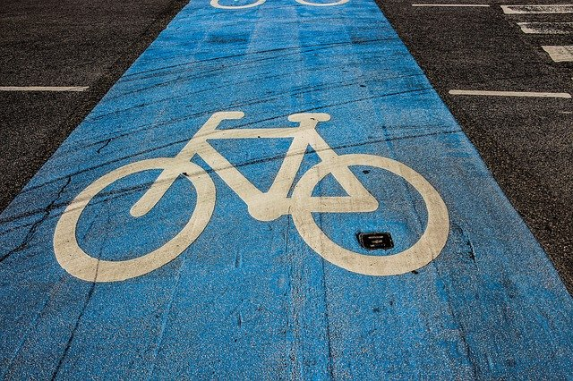 označení cyklostezky